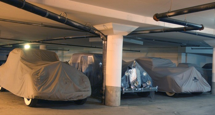 Preparing Your Special Car for Winter Storage
